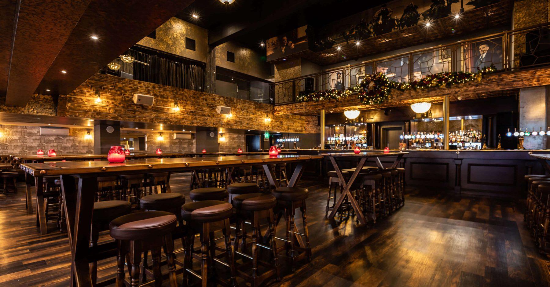 Peaky Bar