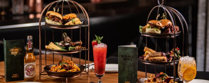Peaky Blinders Bottomless Brunch Manchester