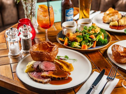 Peaky Blinders Roast with bottomless drinks in Manchester